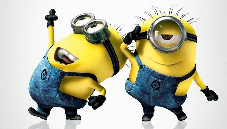 The Real Inspiration for the Minions of Despicable Me?