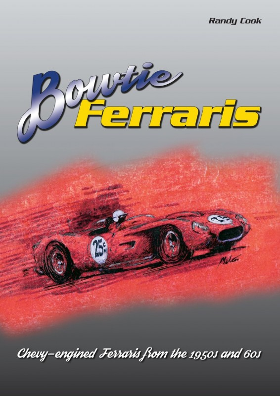 Bowtie Ferraris by Randy Cook