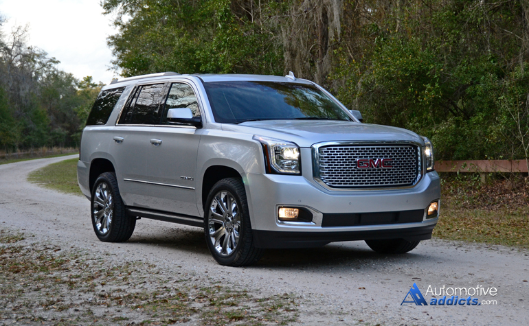 2015 gmc yukon denali 4wd review test drive. Black Bedroom Furniture Sets. Home Design Ideas