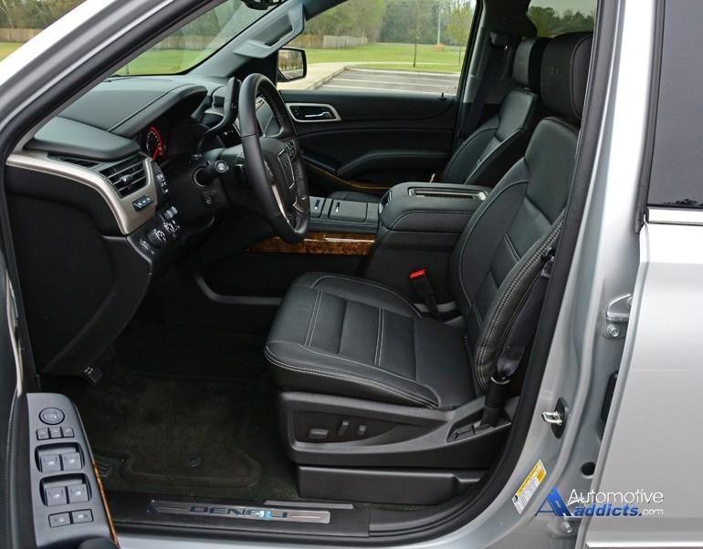 2015 GMC Yukon Denali 4WD Review & Test Drive