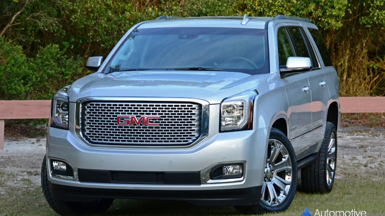 2015 GMC Yukon Denali 4WD Review & Test Drive