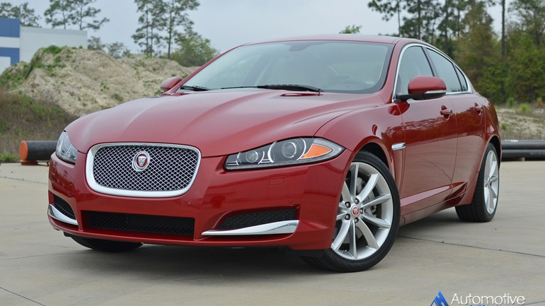In Our Garage: 2015 Jaguar XF 3.0 Supercharged