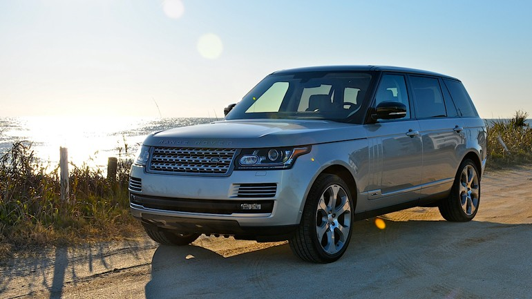 2015 Range Rover Autobiography LWB Review & Test Drive