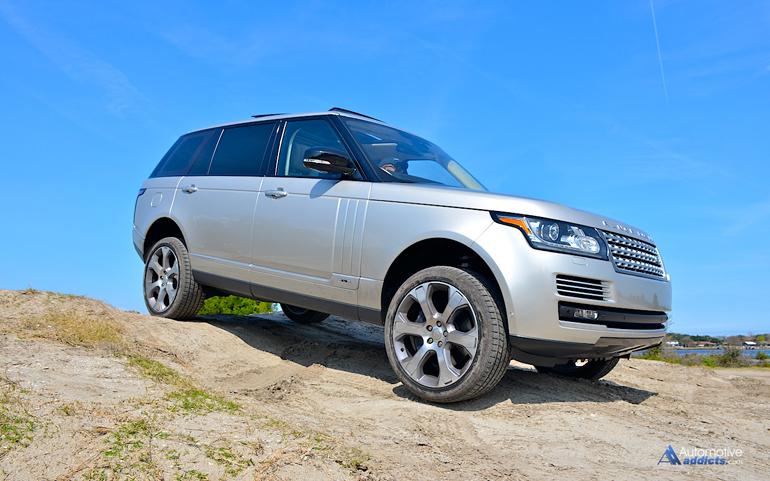 2015 Range Rover Autobiography LWB Review & Test Drive