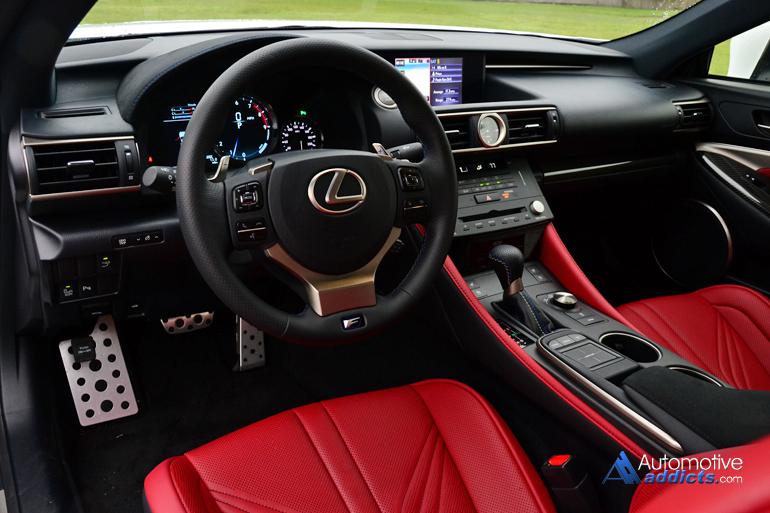 2015 Lexus Rc F Review Test Drive