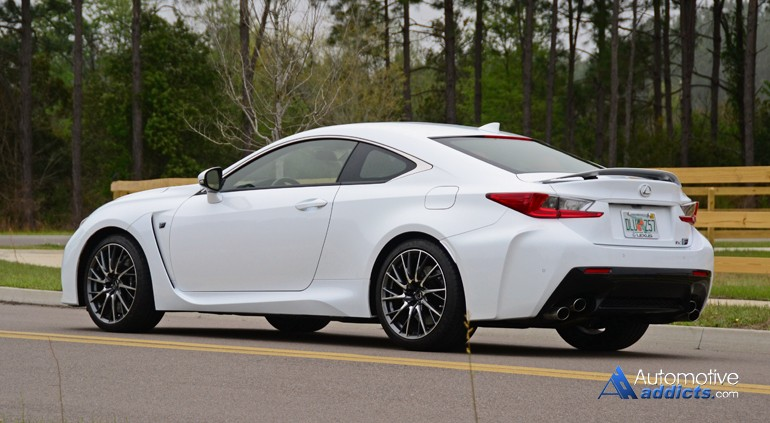 2015-lexus-rcf-drive-rear