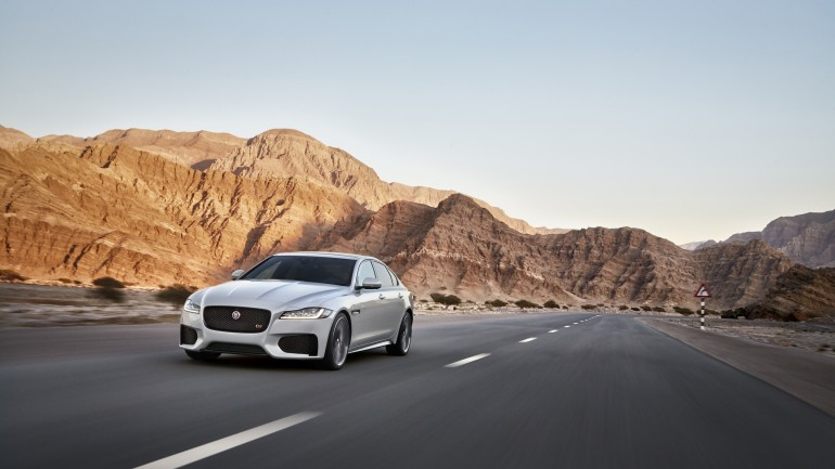 This is the New 2016 Jaguar XF – Officially Revealed