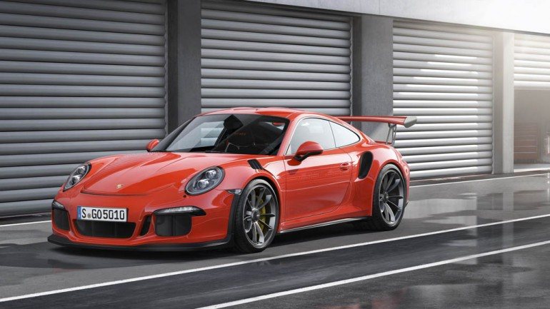 2016 Porsche 911 GT3 RS Introduced in Geneva – A Remarkable Street-To-Track Machine