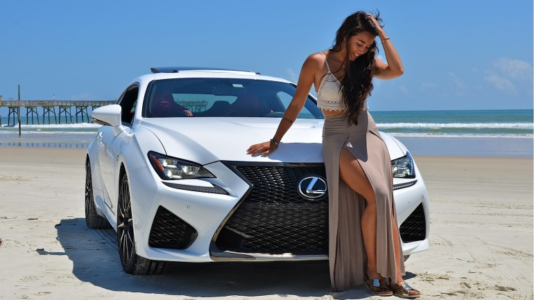 2015 Lexus RC F Review & Test Drive