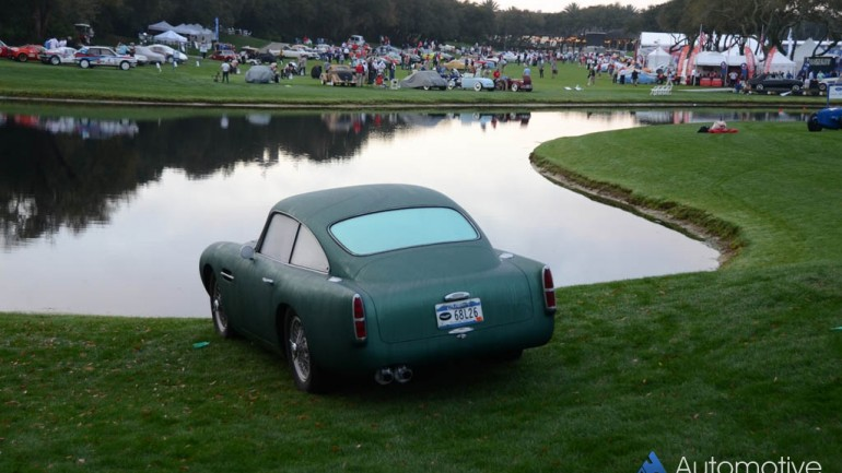 20th Annual Amelia Island Concours d'Elegance Commences With Early Morning Captivation
