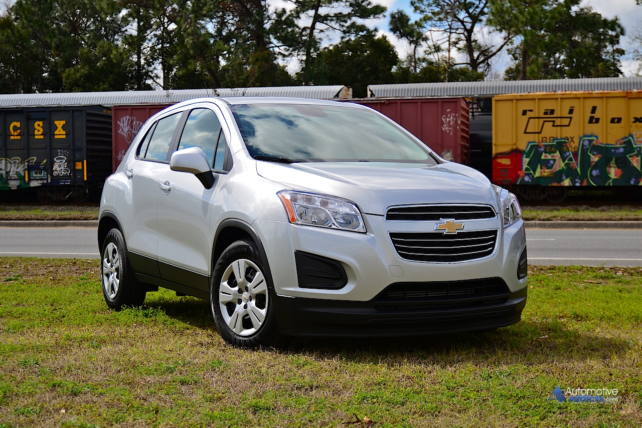 in our garage 2015 chevrolet trax ls fwd. Black Bedroom Furniture Sets. Home Design Ideas
