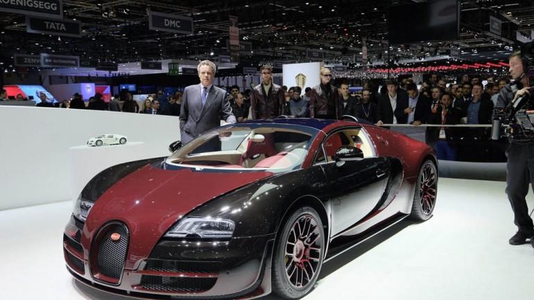 Bugatti Veyron Grand Sport Vitesse Automotive Addicts