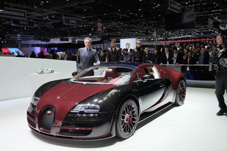 bugatti veyron bids farewell with one last grand sport vitesse la finale. Black Bedroom Furniture Sets. Home Design Ideas
