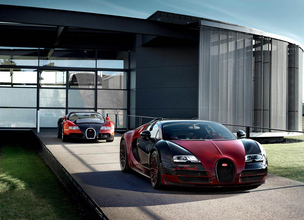 Geneva International Motor Show 2015: Bugatti Celebrates The Veyron World  Première Of The 450th And Final Veyron, The Grand Sport Vitesse U201cLa Finaleu201d