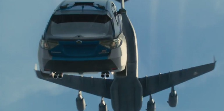 Fast and Furious 7 (Furious 7) Extended First Look Is Full 2-Minute Thrill Ride: Video