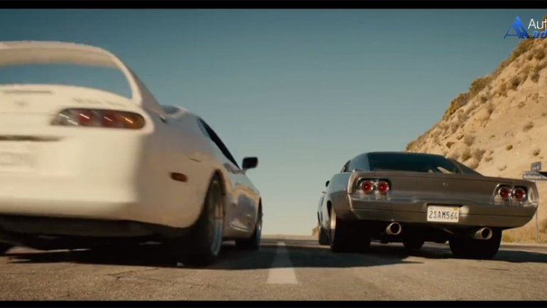 One Last Ride: Toyota Supra Returns to Furious 7
