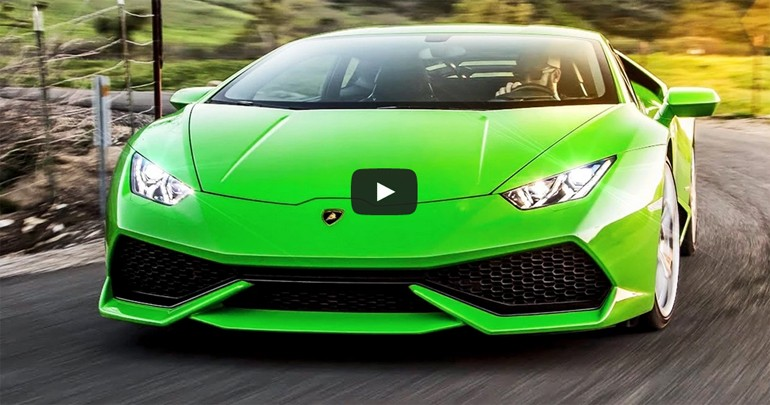 The Total Package: Lamborghini Huracan LP 610-4 Tested – Review and Track Test Video