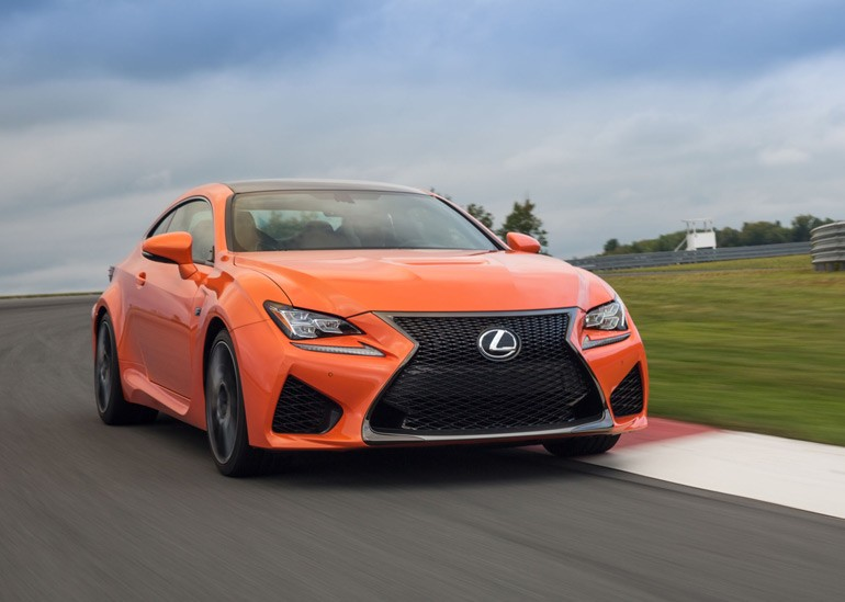 Lexus Claims 4th Straight Win in 2015 J D  Power
