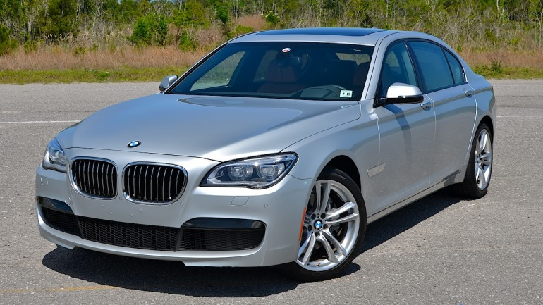 2015 BMW 740Ld xDrive Diesel Review & Test Drive