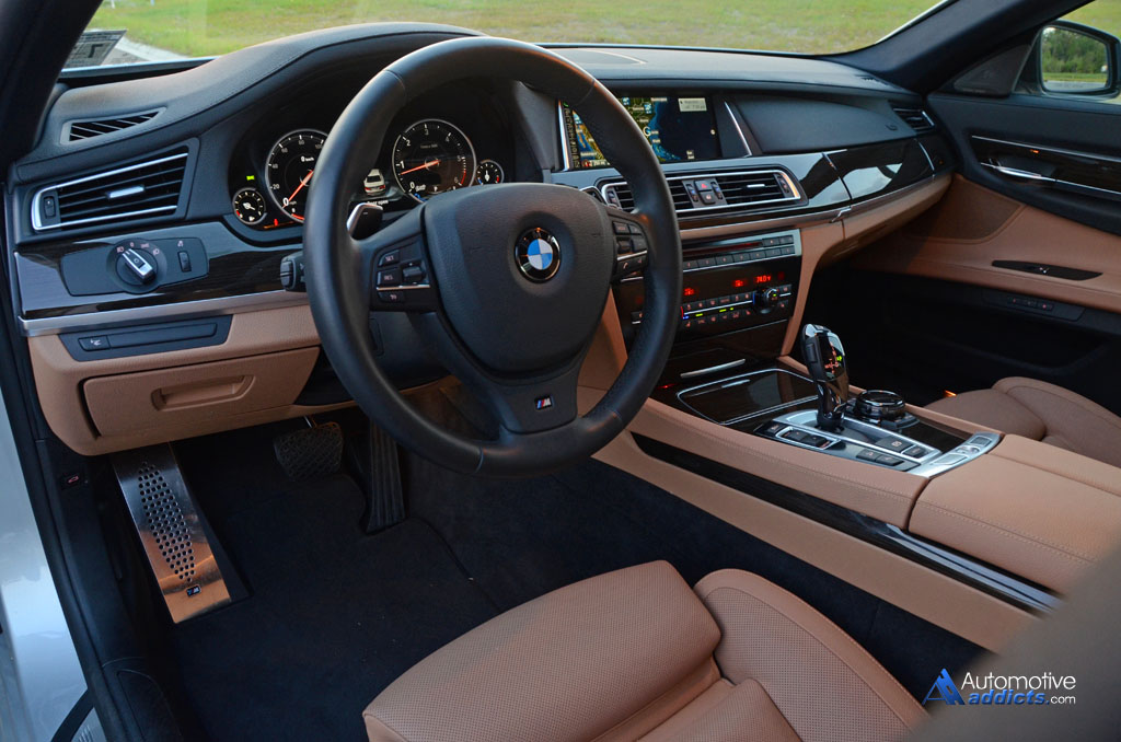 2015 BMW 740Ld xDrive Diesel Review  Test Drive