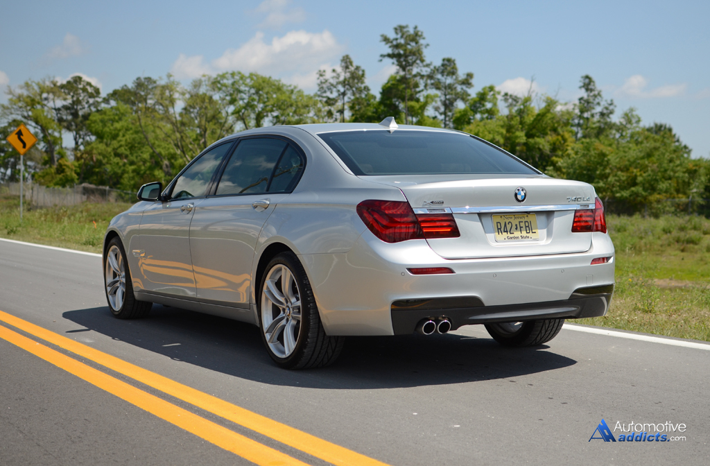 In Our Garage 2015 BMW 740Ld xDrive Diesel