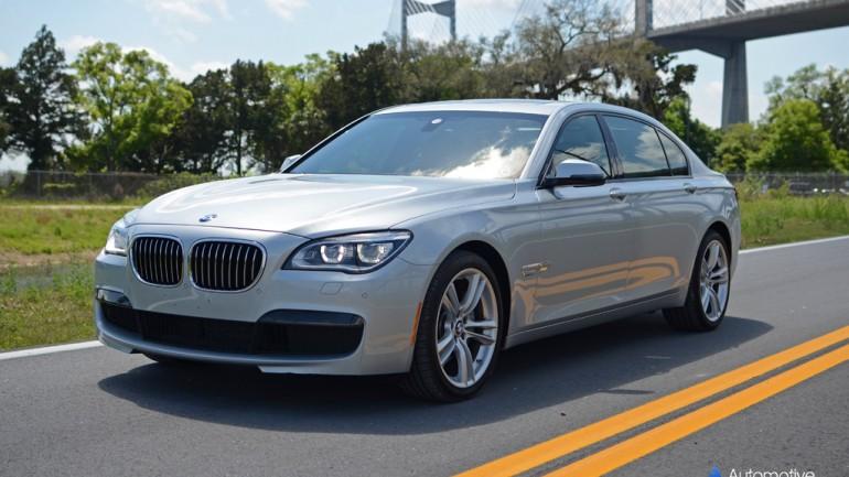 In Our Garage: 2015 BMW 740Ld xDrive Diesel