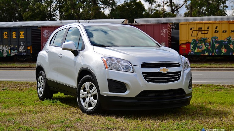 2015 Chevrolet Trax LS Quick Spin