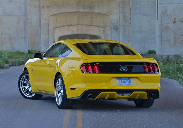 2015 ford mustang gt 50th anniversary edition review test drive. Cars Review. Best American Auto & Cars Review