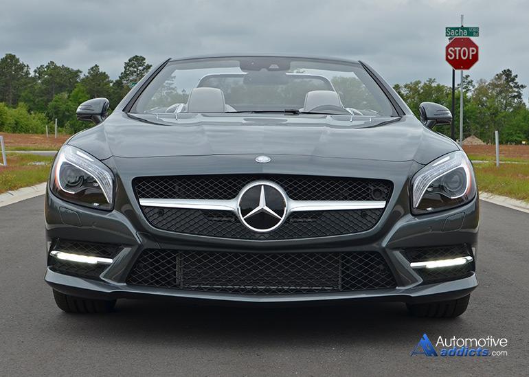 2015 mercedes benz sl400 front for Mercedes benz sl400