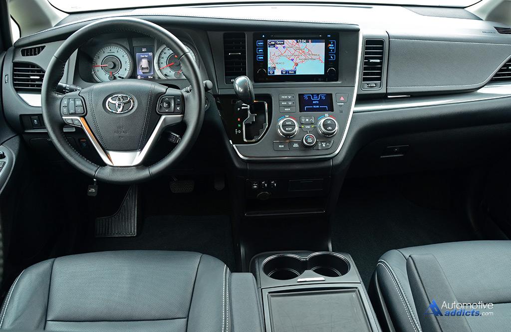 In Our Garage 2015 Toyota Sienna Se Automotive Addicts