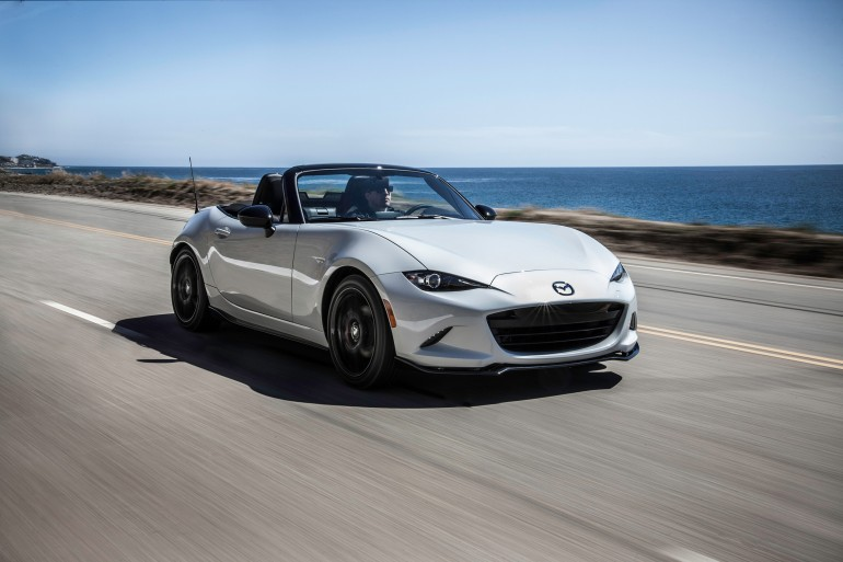 2016 Mazda MX-5 Miata Club Edition