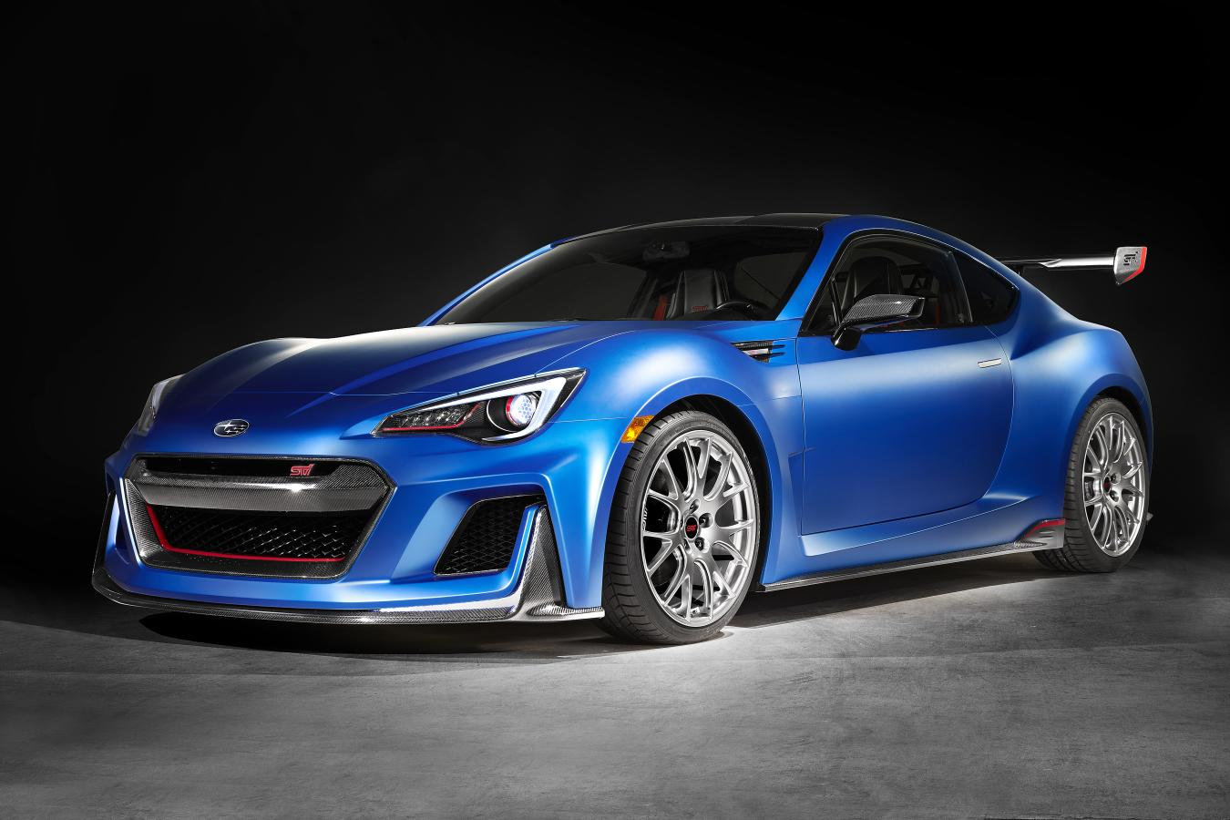 Should Of Could Of: Subaru BRZ STI Performance Concept