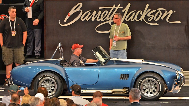 Redefining The Auction: Craig Jackson Sits Down with the Automotive Addicts