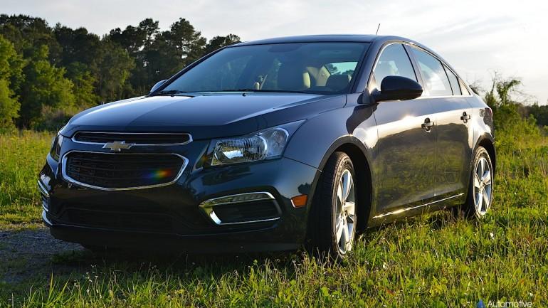 In Our Garage: 2015 Chevrolet Cruze Turbo Diesel