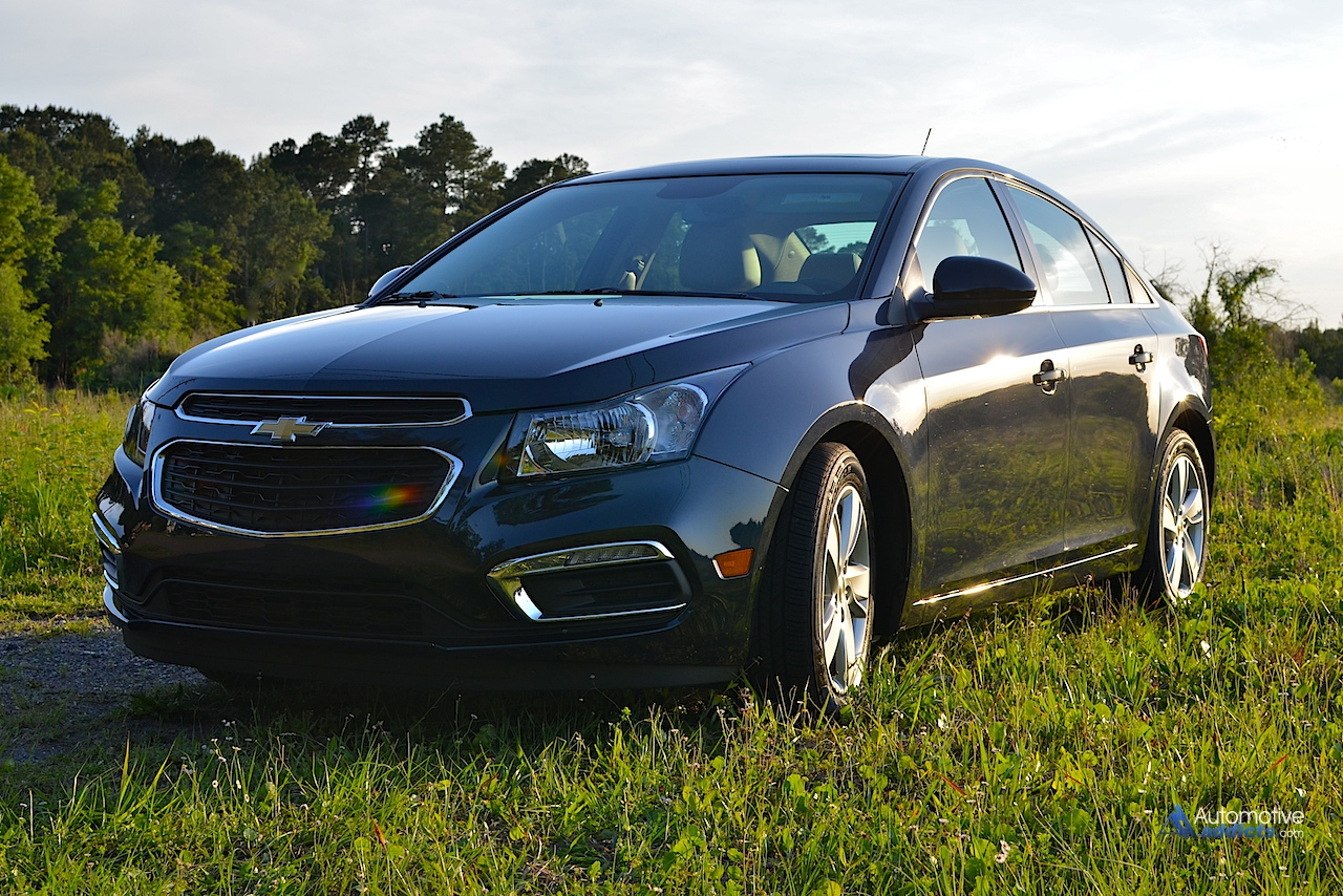 Chevy Cruze Diesel For Sale >> In Our Garage: 2015 Chevrolet Cruze Turbo Diesel