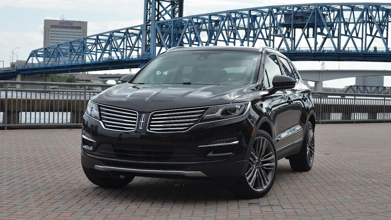In Our Garage: 2015 Lincoln Black Label MKC AWD