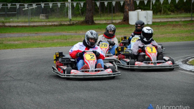 13th Annual Jacksonville Grand-Prix Endurance Karting Benefiting Spina Bifida