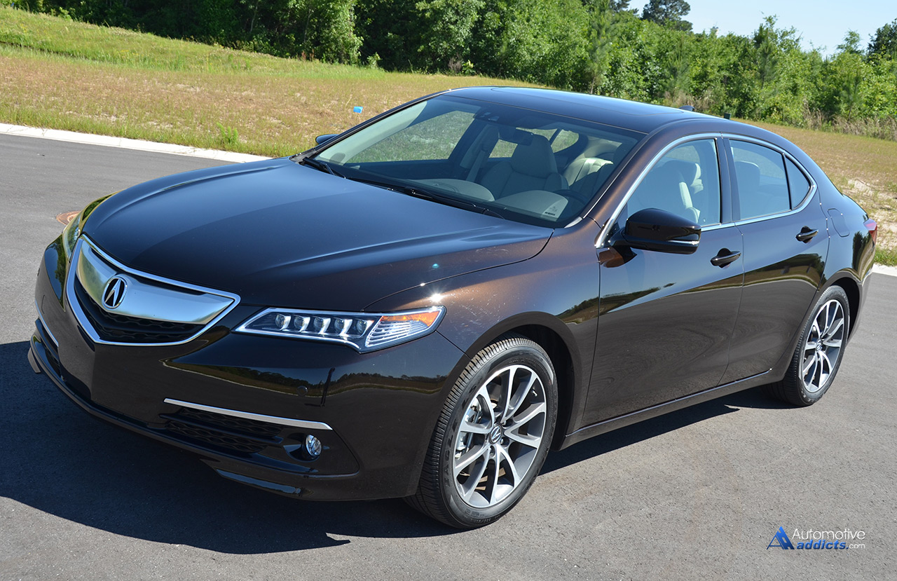 2015 acura tlx v6 sh awd advance package review test drive. Black Bedroom Furniture Sets. Home Design Ideas