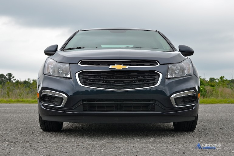 2015 Chevrolet Cruze Turbo Diesel Review & Test Drive ...
