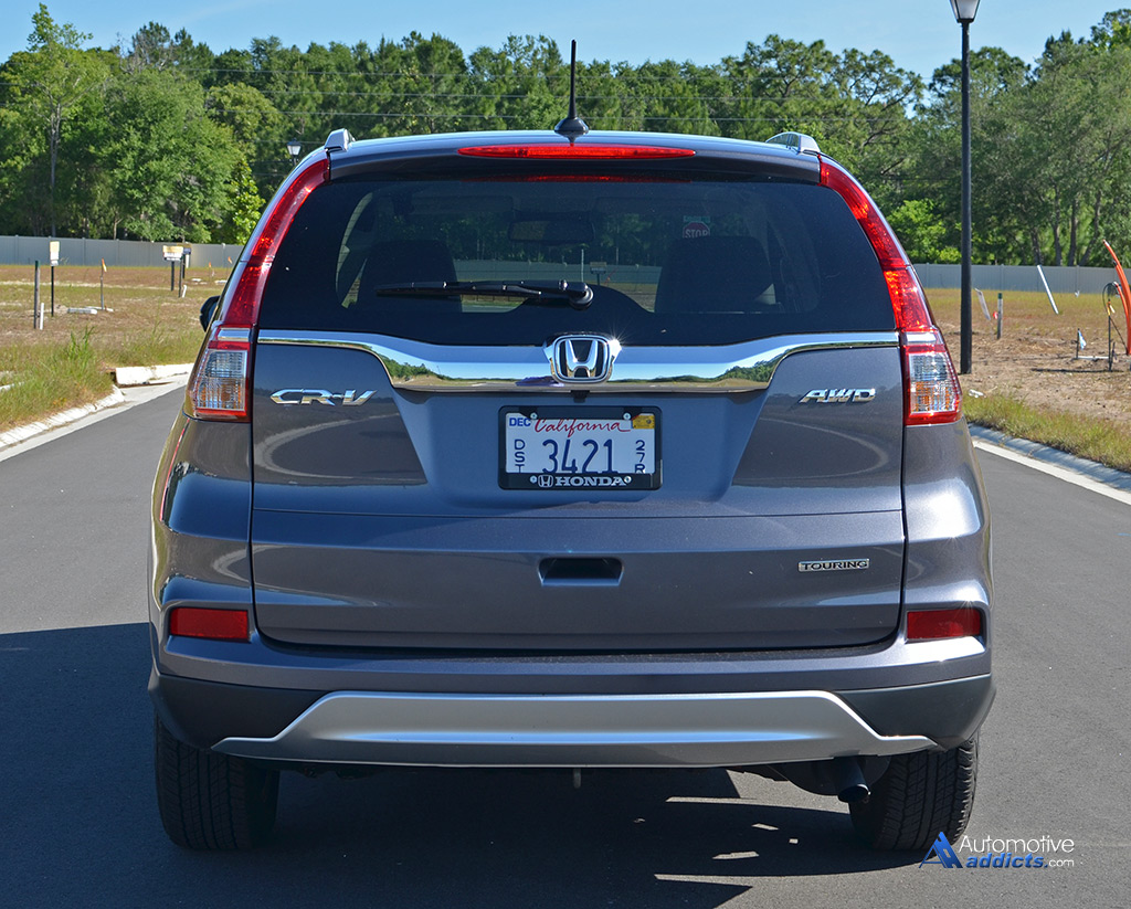 2015 honda crv awd touring rear 2. Black Bedroom Furniture Sets. Home Design Ideas