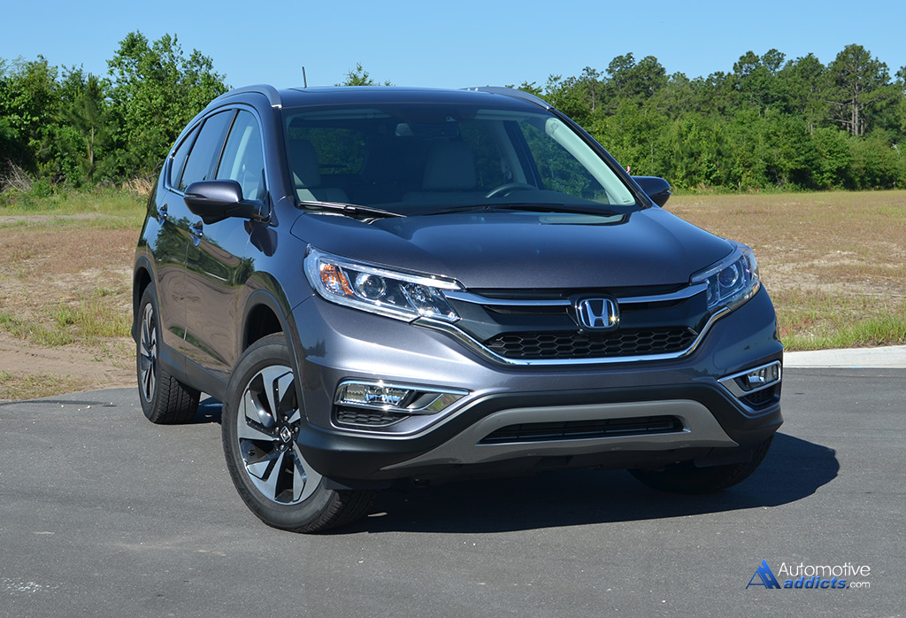 in our garage 2015 honda cr v awd touring. Black Bedroom Furniture Sets. Home Design Ideas