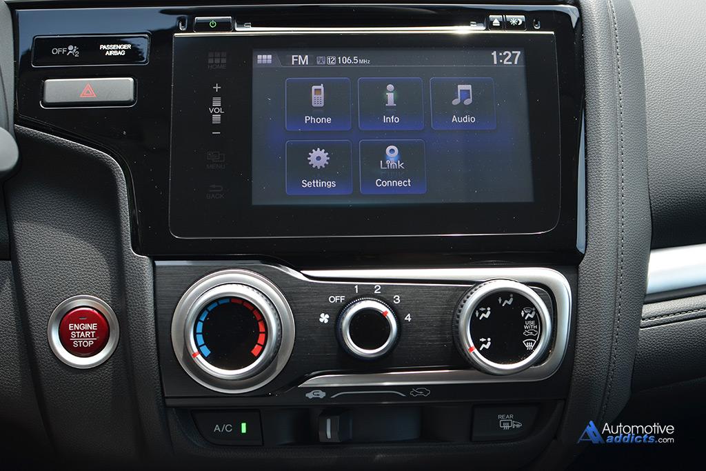 2015 Honda Fit Ex L Review Test Drive Automotive Addicts