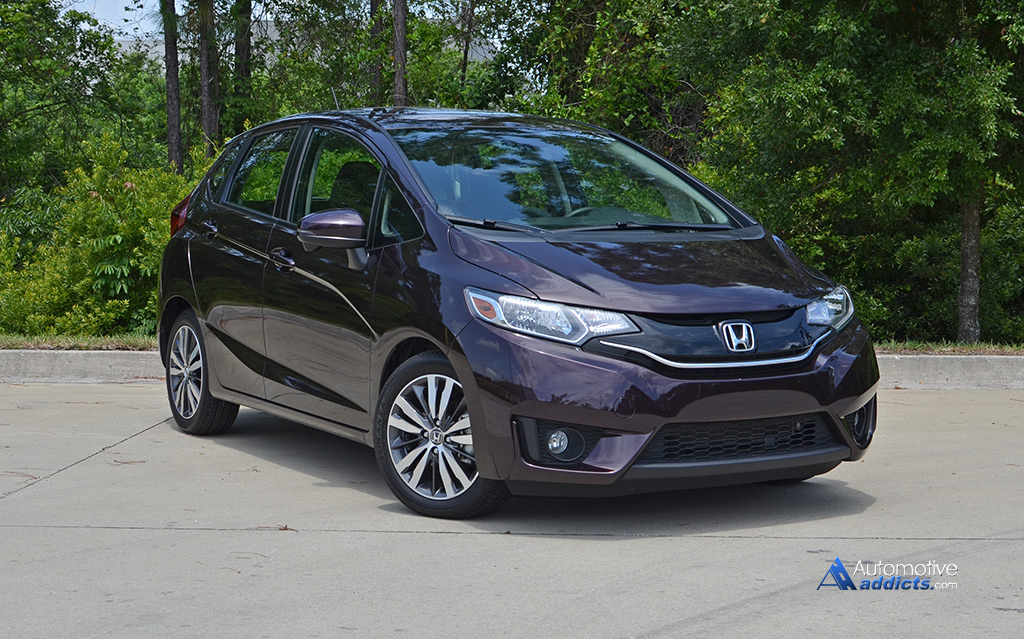 2015 honda fit ex l review test drive. Black Bedroom Furniture Sets. Home Design Ideas