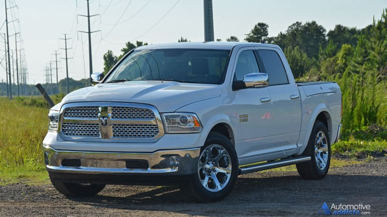 In Our Garage: 2015 Ram 1500 Laramie V6 4×2 Crew Cab