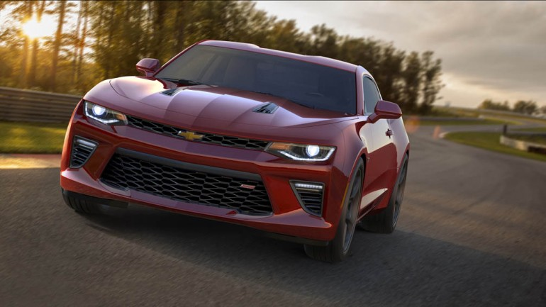 2016 Chevrolet Camaro Officially Introduced