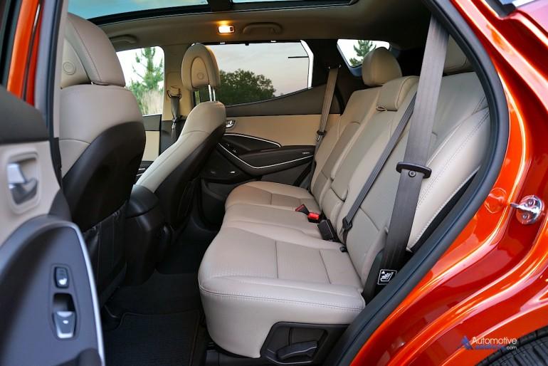 2015 Hyundai Sante Fe Sport