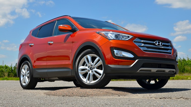 In Our Garage: 2015 Hyundai Santa Fe Sport FWD 2.0T