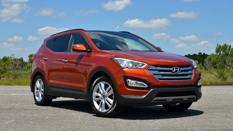 2015 Hyundai Santa Fe Sport 2.0 Turbo FWD Review & Test Drive