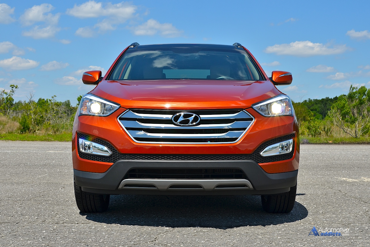 2015 hyundai santa fe sport 2 0 turbo fwd review test drive. Black Bedroom Furniture Sets. Home Design Ideas