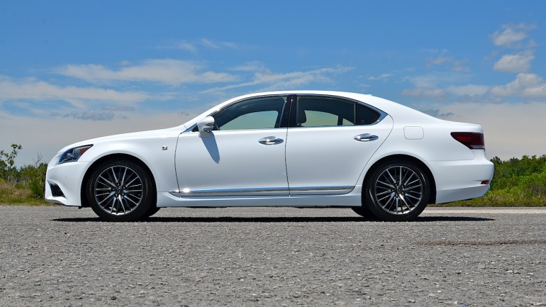 In Our Garage: 2015 Lexus LS460